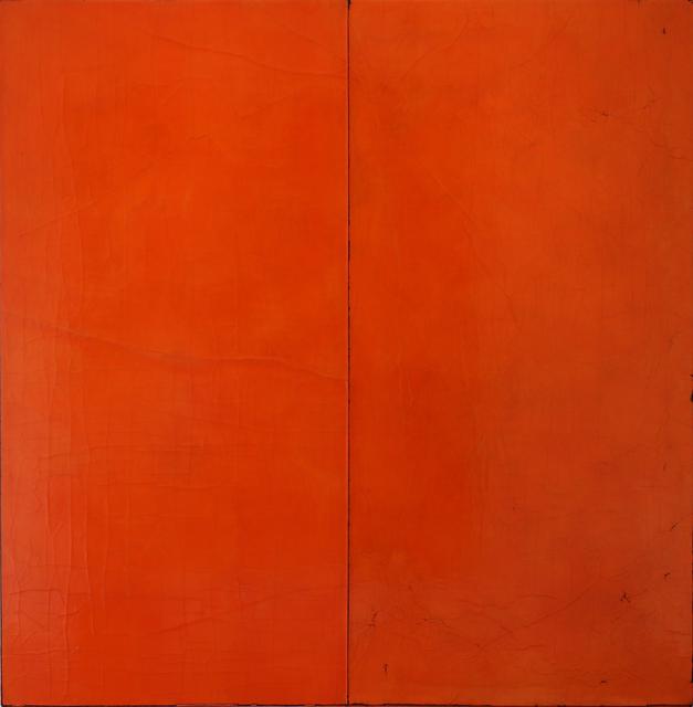 , 'Broken Ground : Blood Orange,' 2016, bo.lee gallery