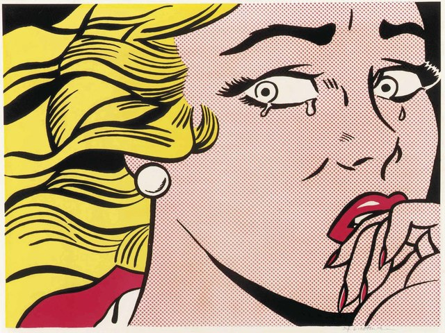 Roy Lichtenstein, 'Crying Girl', 1963, Christie's