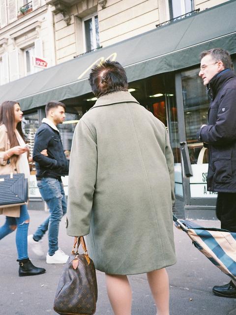 , 'Louis Vuiton (Rue D'Alésia),' 2016, HARPY