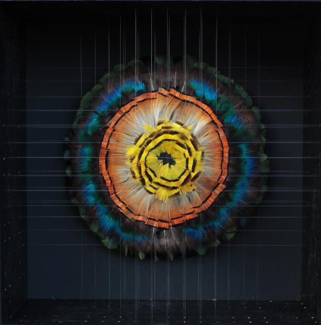 , 'Oeil de Mandala III,' 2016, [Perpitch et Bringand]