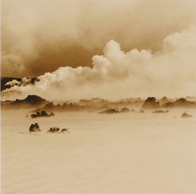 Rena Bass Forman, 'Iceland #5, Blue Lagoon Smoke', 2001, Winston Wächter Fine Art