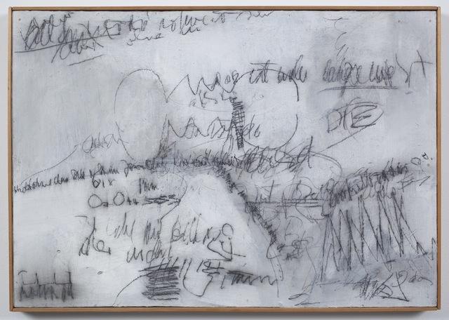 , 'Schrift-Bild,' 1964, bitforms gallery