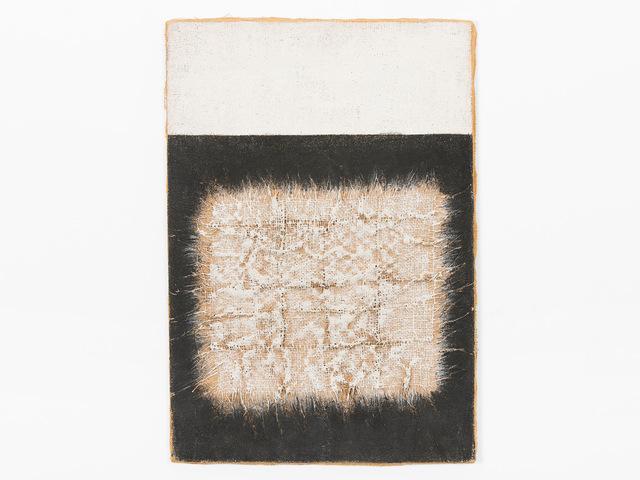 , 'Untitled (30) -- Noir Blanc Irrégularités,' 1971, Patrick Parrish Gallery