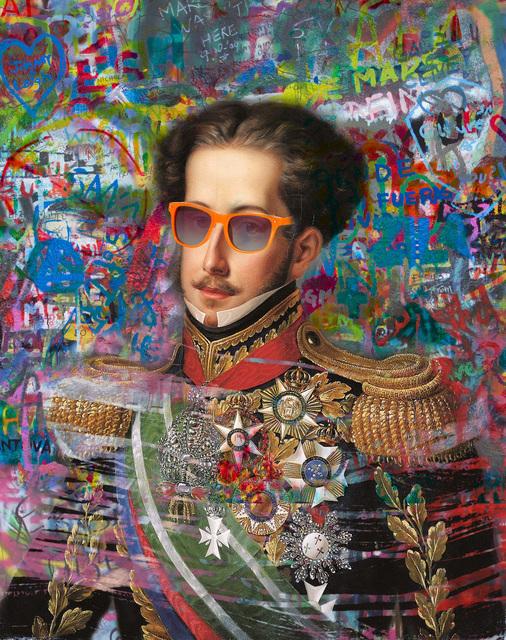 , 'Anarchy Pedro ,' 2018, 9 Strokes Gallery