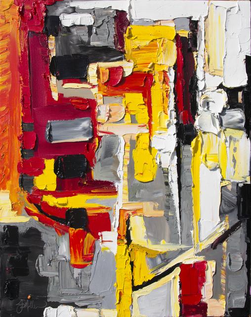 , 'Rue de Rivoli,' 2014, Samuel Lynne Galleries