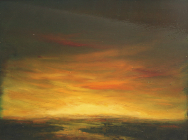 , 'Sunset, Jasper Memories,' 1991, Galerie de Bellefeuille