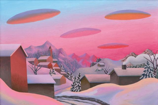 , 'La valle,' 2001, Dep Art