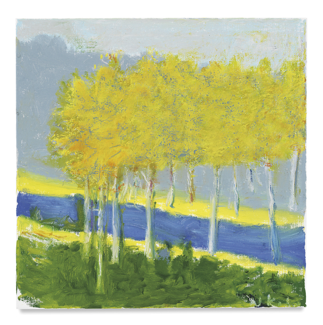 , 'Spring Foliage,' 2016, Miles McEnery Gallery