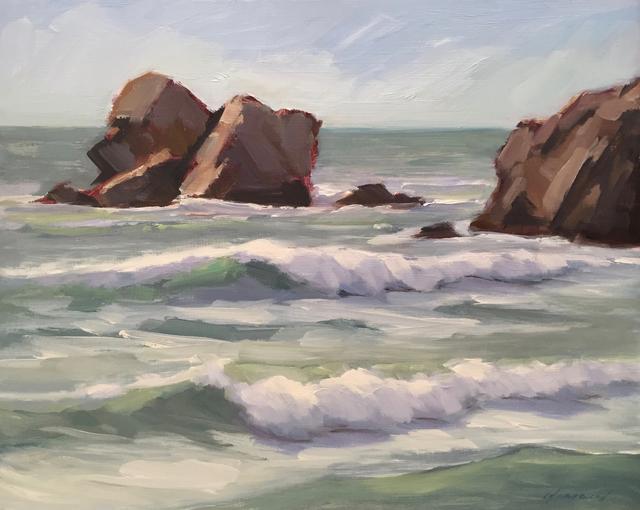 , 'Rockaway, Pacifica,' 2018, STUDIO Gallery