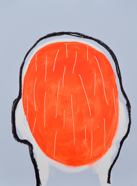 , 'head painting #39,' , Galerie C.O.A