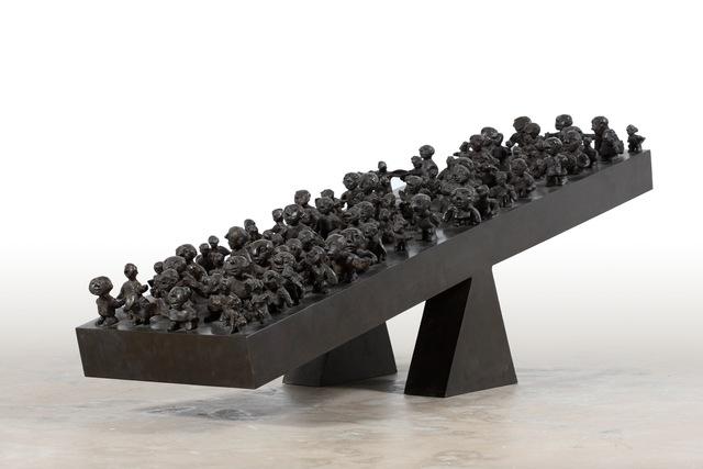 , 'Seesaw,' 2008, Contemporary Art Platform Kuwait