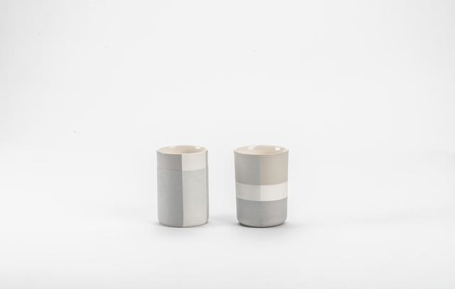 , 'Composition_cylinder series,' 2015, Gallery LVS
