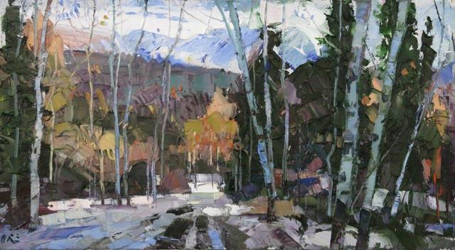 , 'Road Closed,' , Trailside Galleries