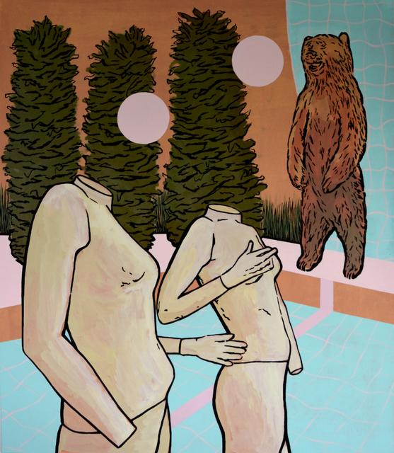 , 'The Conversation,' 2016, Meno niša Gallery