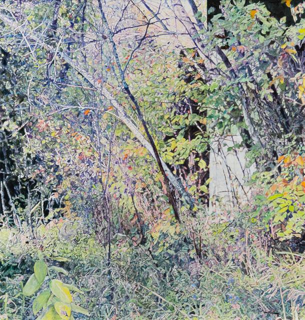 William Nichols, 'Green Barn', 2017, CK Contemporary