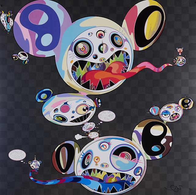 Takashi Murakami, 'Parallel Universe', 2014, Rago/Wright