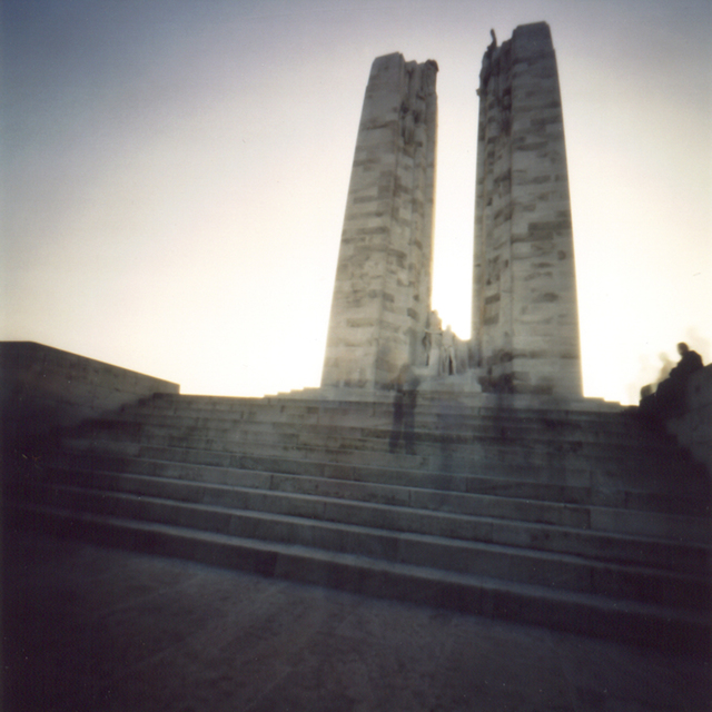 , 'Vimy Ridge Monument, France,' 2003, Newzones