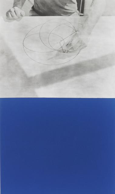 , 'Cyanomètre 12,' 2017, Catherine Edelman Gallery