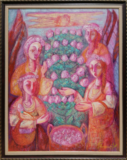 Borislav Rusinov, 'Celebration of the Bulgarian Rose', 2016, ARTBOX.GALLERY