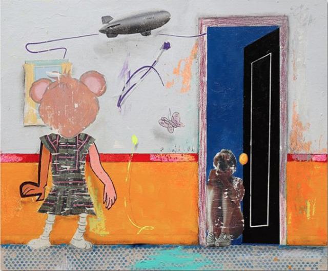 , 'NY Dream,' 2019, 81 Leonard Gallery