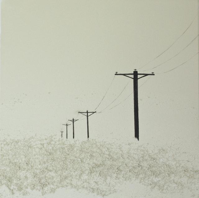 , 'Power Lines,' 2018, Beacon Gallery