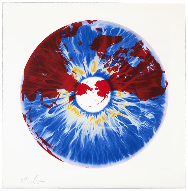, 'Eye of History 6 ,' 2013, Maddox Gallery