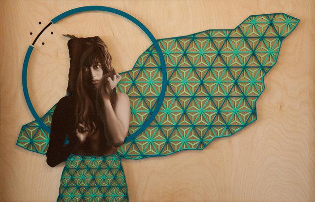 ", '""Diana"",' 2018, Maxwell Alexander Gallery"