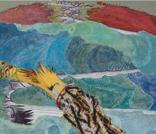 , 'Wave,' 2014, DANESE/COREY