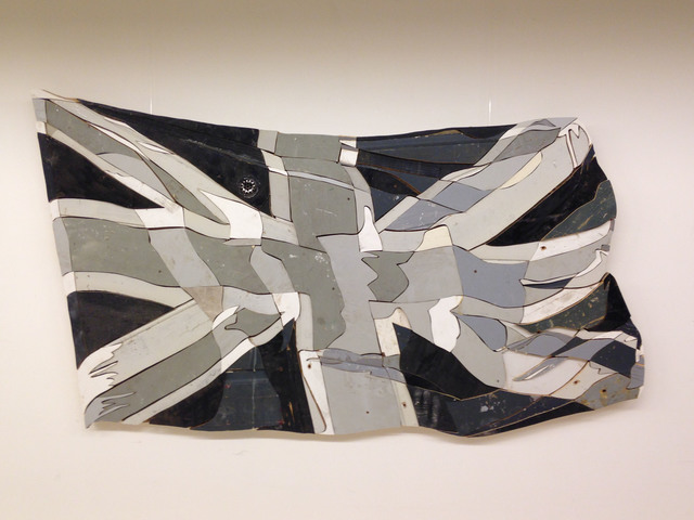 , 'Waving Flag III,' , Plus One Gallery