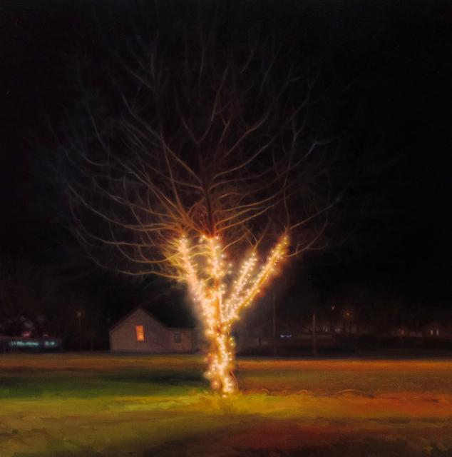 Sarah Williams, 'Penn Street', 2018, Painting, Oil on canvas, Talley Dunn Gallery