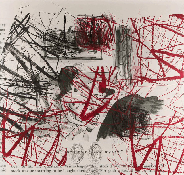 , 'Untitled (Cartoon),' 2015, Gagosian