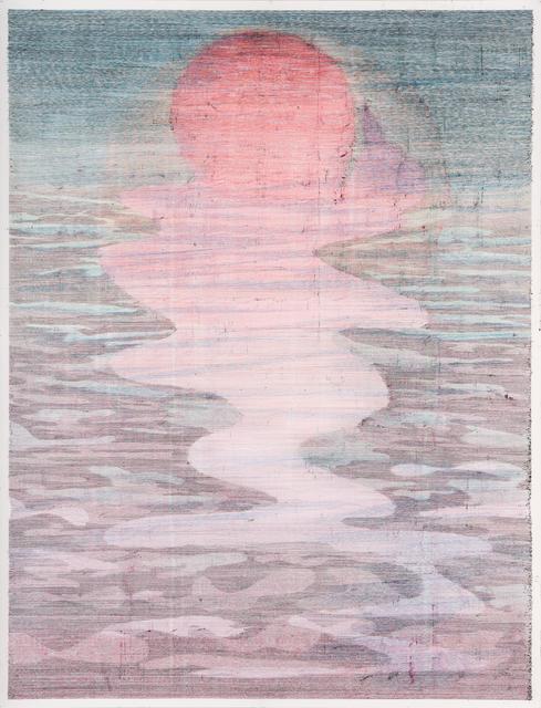 , 'First Ocean,' 2018, REITER