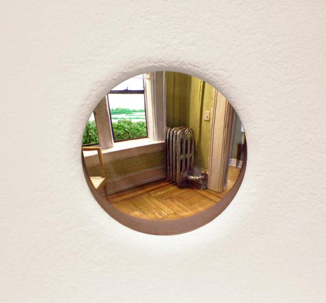 , 'Living Room with Radiator,' 2017, Bernice Steinbaum Gallery