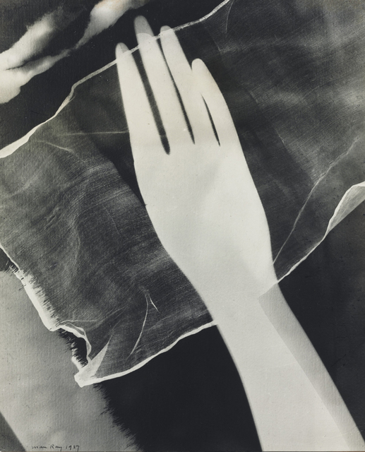 , 'Rayograph of Hand,' 1927/1960c, Contemporary Works/Vintage Works