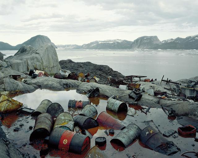 """, 'Ikerasak, Qarajaqs Icefjord 1, 07/2005 70° 29'46"""" N, 51° 18'14"""" W,' 2005, Huxley-Parlour"""