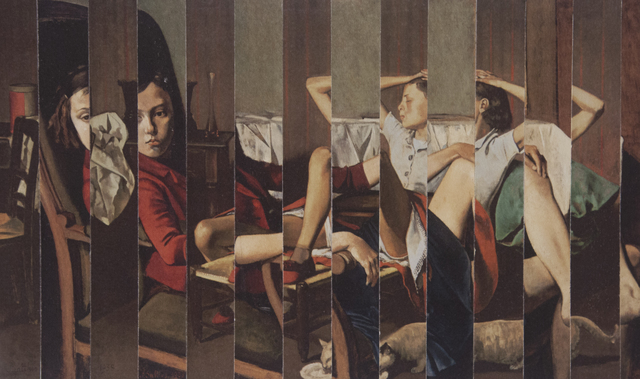, 'Balthus: Therese / Dreaming,' 2014, Carter Burden Gallery