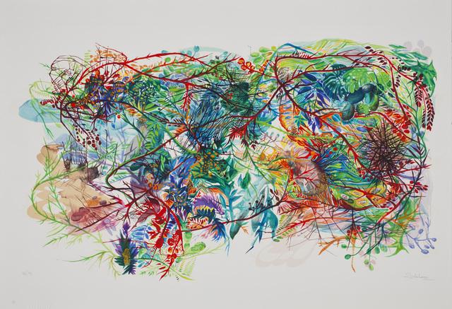 , 'Rizoma,' 2014, Praxis Prints