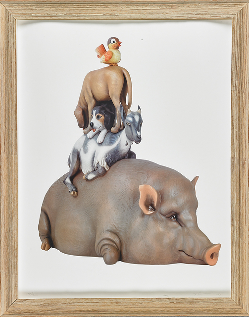 Jeff Koons, 'Stacked', 2003, Rago/Wright