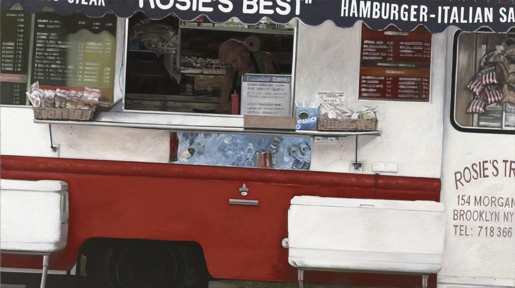 Brooklyn Food Truck