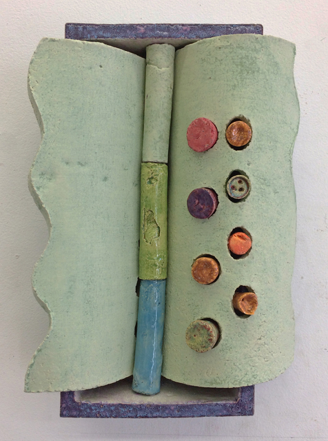 , 'Green Wings,' 2016-2018, Carter Burden Gallery