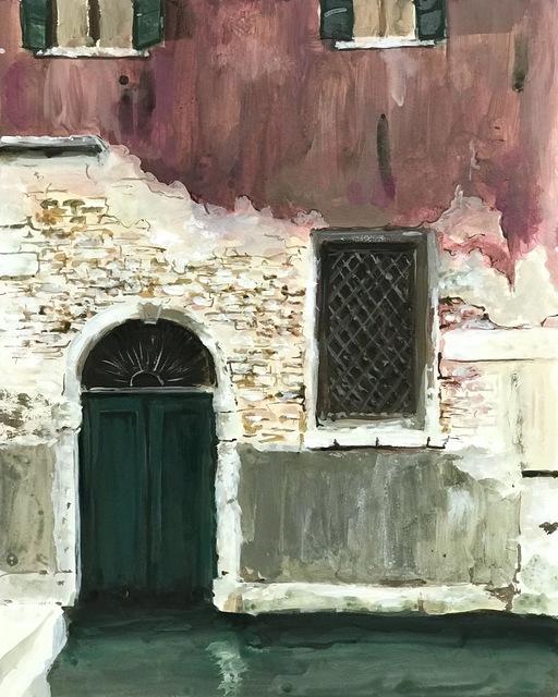 , 'Fondamenta Mocenigo (near San Stae), Venice,' 2018, Queenscliff Gallery & Workshop