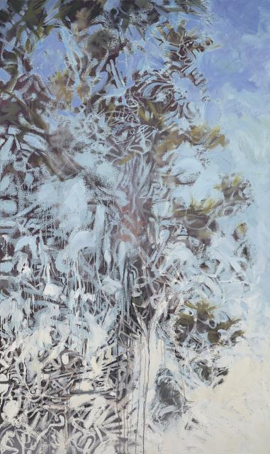 , 'Shangri la,' 2018, William Baczek Fine Arts