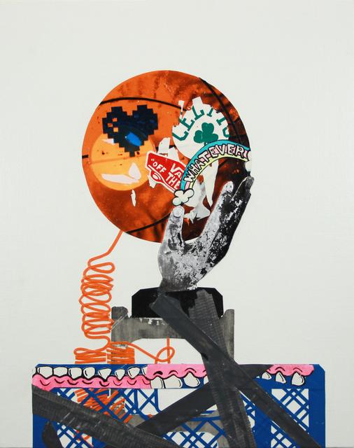 , 'Still Life (basketball telephone),' 2017, TAI Modern