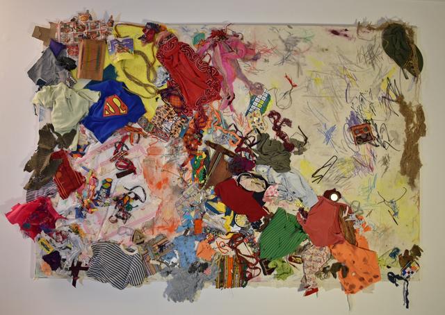, 'Little Stripped T-Shirt,' 2019, Carter Burden Gallery