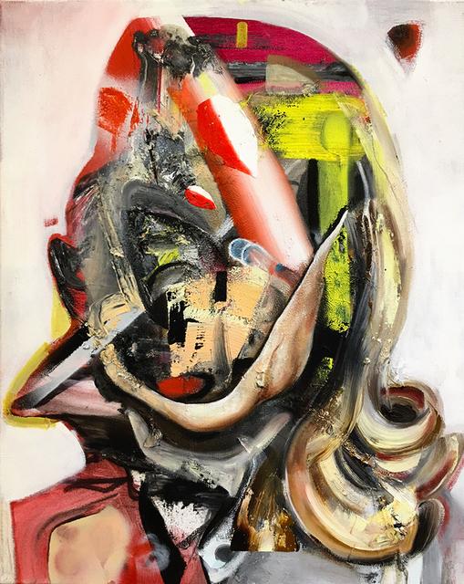 , 'Bystander 4,' 2017, Mirus Gallery