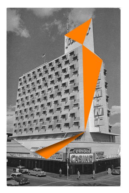 , 'Las Vegas 6,' 2014, Nora Fisch