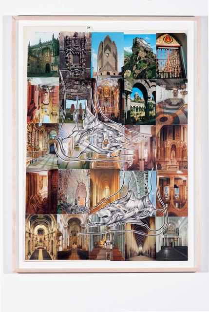 , 'Fallen Arches,' 1997-2010, Rosamund Felsen Gallery