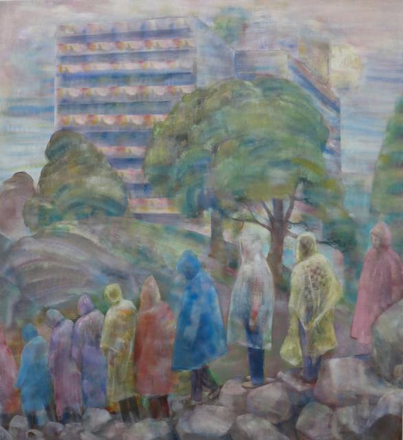 , 'Block,' 2019, Galerie Kleindienst