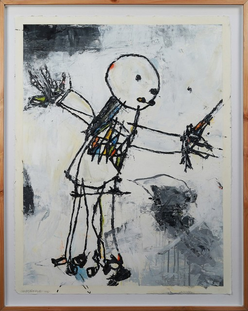 , 'Self Portrait after Noah,' 2015, GNYP Gallery