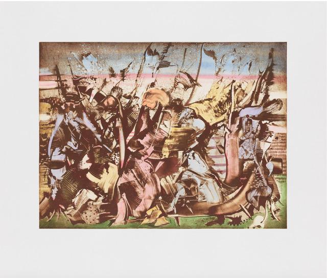 , 'Cannons Hidden in Roses,' 2019, Cristea Roberts Gallery